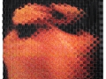 Kleiner Akt VI_2013_weave of two digital prints on photo paper_ 40 x 30 cm edited