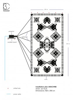 Installation-Plan_ARACHNE_Jan_Kuck_web